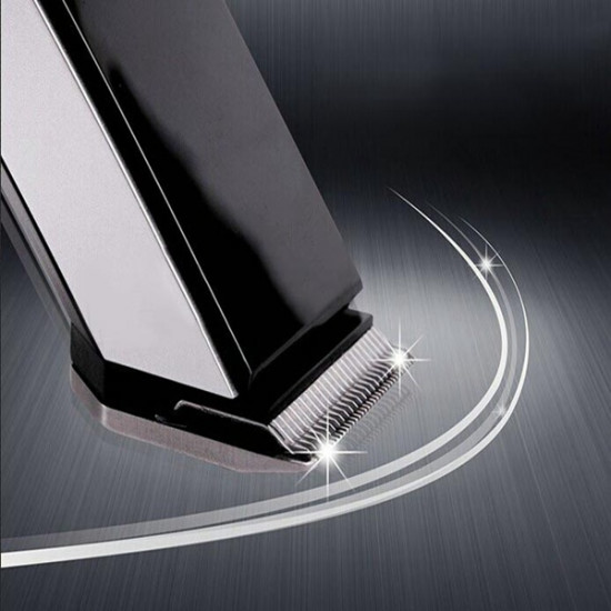 220V Pritech PR-1288 Elektrisk Hair Clipper Polisonger Trimmer Rakapparat 2021