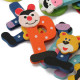 26stk Holz Alphabet Magnete Bildungsstudie Kinder Spielzeug 2021