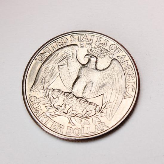 Amerikaner 25 Cents Münzen Quarter Dollar Unzirkuliert Münzen 2021
