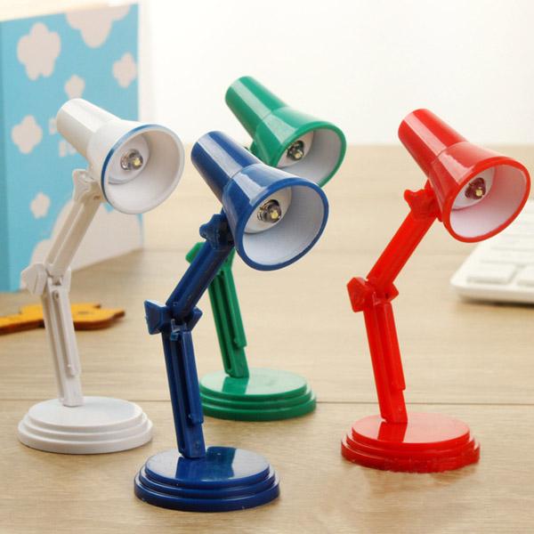 Buy Creative Led Mini Reading Desk Lamp Bend Night Light