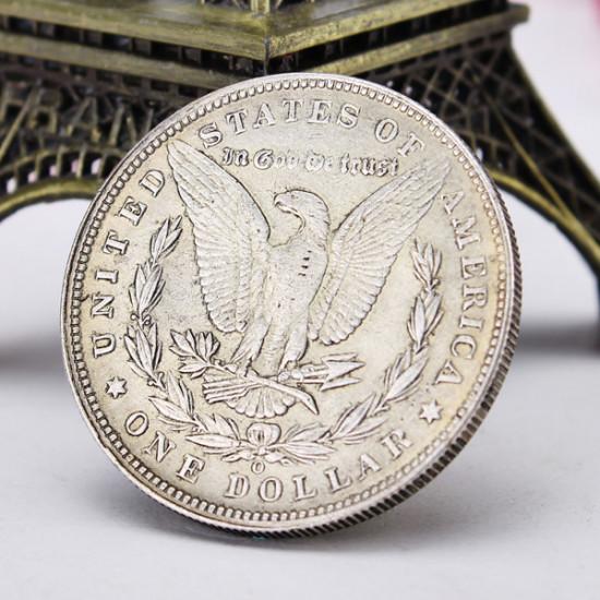 Morgan Königin Münze Gedenk Alte Münze Imitation Fremdwährungs 2021