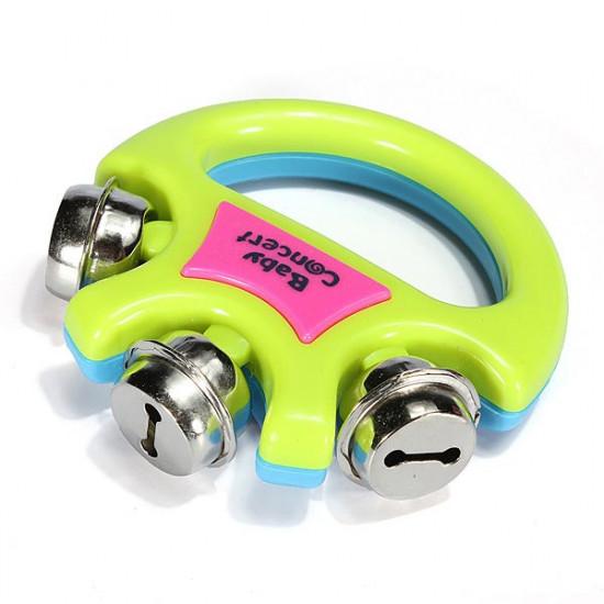 5pcs Baby Roll Drum Musical Instruments Kids Drum Set Children Toy 2021