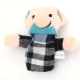 6 Pcs Finger Puppets Plush Cloth Toy Baby Bed Stories Helper Doll 2021
