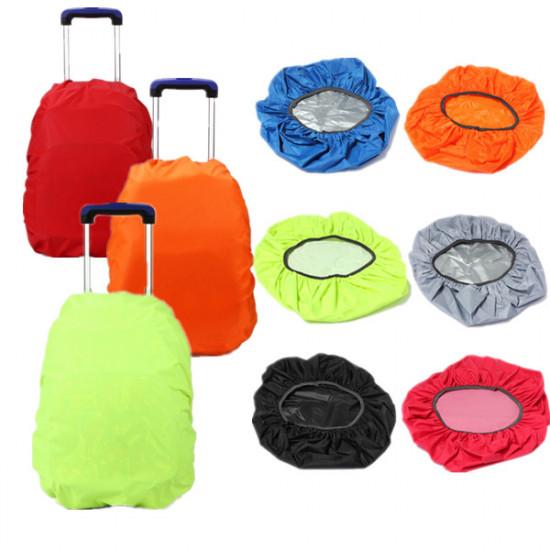 Camping Travel Hiking Backpack Trolley School Bag Dust Rain Cover 2021