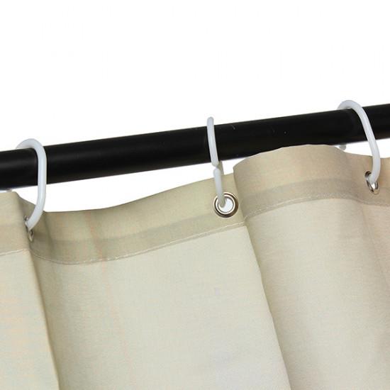 180x200cm Desert Stone Bathroom Waterproof Fabric Shower Curtain 2021