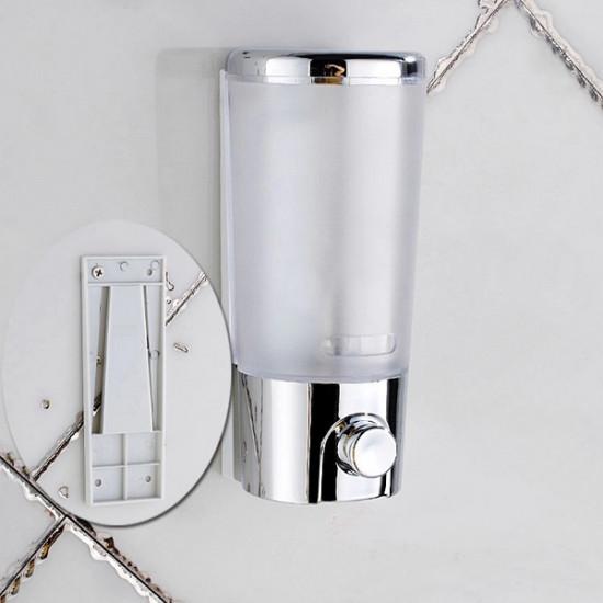 Wall Mounted Bathroom Liquid Soap Dispensers Hand Press Soap Dispenser 2021