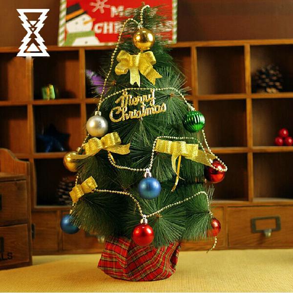 Buy cm korean desktop christmas tree home office shop