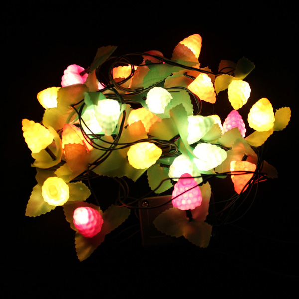 Buy Fruit LED String Christmas Lights For Party Decoration BazaarGadgets.com