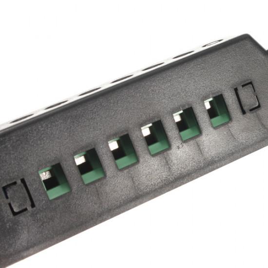 10A Solpanel Batteriregulator Charge Controller CE 12V / 24V 2021