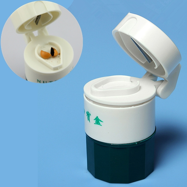 how to make a pill crusher