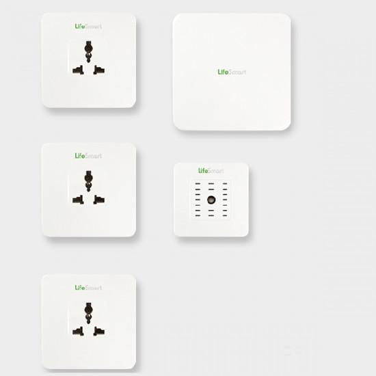 LifeSmart of Smart Hub,Multi Sensor,Smart Plug of Smart Home 2021