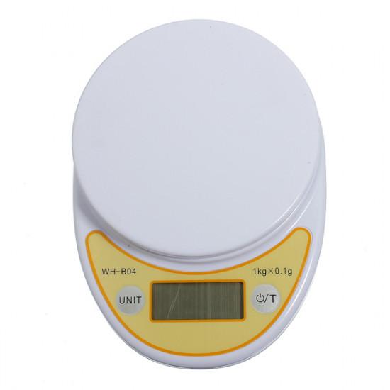 1kg / 0,1 G Digital Postal Laga Mat Diet Grams Köksvåg 2021