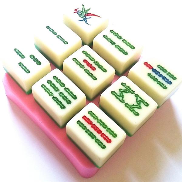 g nstig kaufen diy mahjong kuchenform schokoladen form backen werkzeug zuckerpl tzchen verzieren. Black Bedroom Furniture Sets. Home Design Ideas