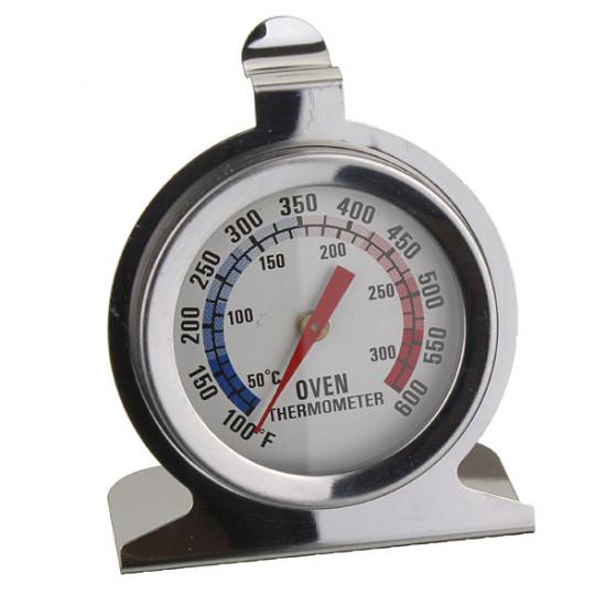 Rostfritt Stål Ugn Termometer Temperatur Gauge 2021