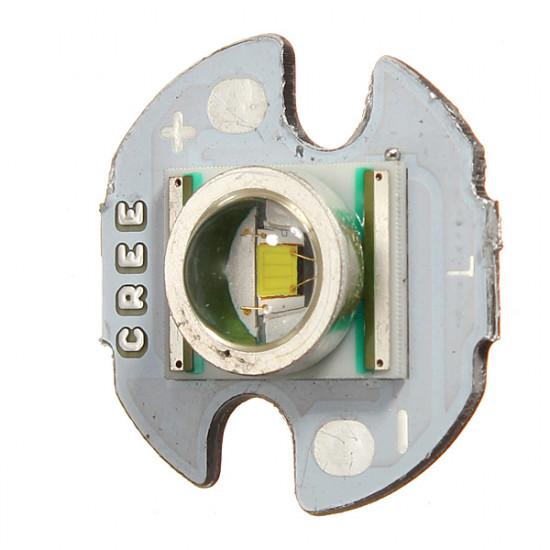 16mm Cree XRE Q5 235LM 6300K LED Weißlicht Emitter (3,2 V / 1000 mA) 2021