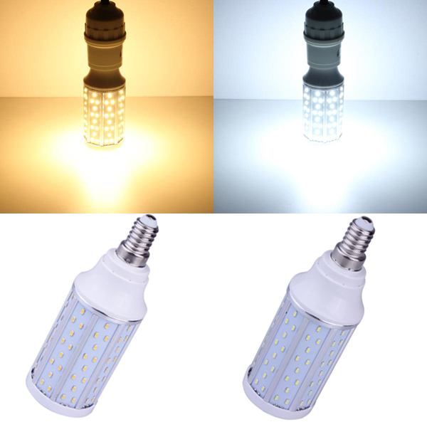 buy e14 10w warm white white 120 smd 3014 220 240v led corn light bulb. Black Bedroom Furniture Sets. Home Design Ideas