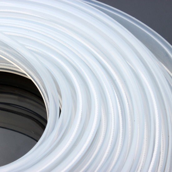 10M Silicon Slangar för 10mm SMD 3528 5050 LED Light Slinga Vattentät 2021