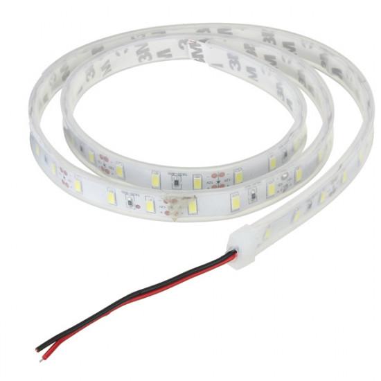 1M 5630 SMD LED Silikon Slinga Ljus Cool Vit Vattentät 12V 2021