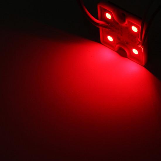 1st LED-modul Vattentät SMD 5050 12V Röd / Grön / Blå för Billboard 2021