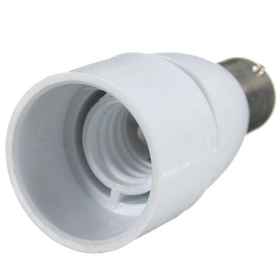 B15 till E14 Skruv Lampa Ljus Sockel Glödlampa Konverter Adapter Hållare 2021