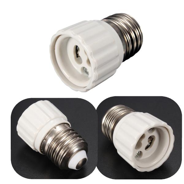 Buy E27 To Gu10 Base Screw Led Light Bulb Lamp Adapter