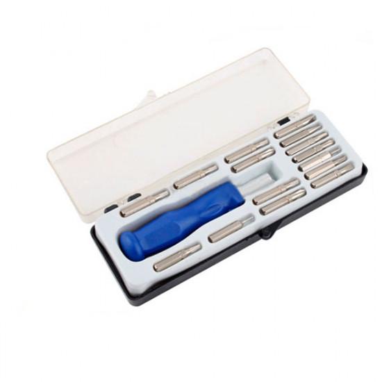 16 i 1 Skruvmejsel Set för Mobiltelefoner Mp3 PDA 2021