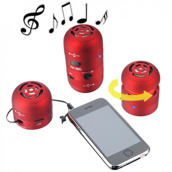 3.5mm USB Portable Mini Speakers For Samsung HTC Smart Phones 2021