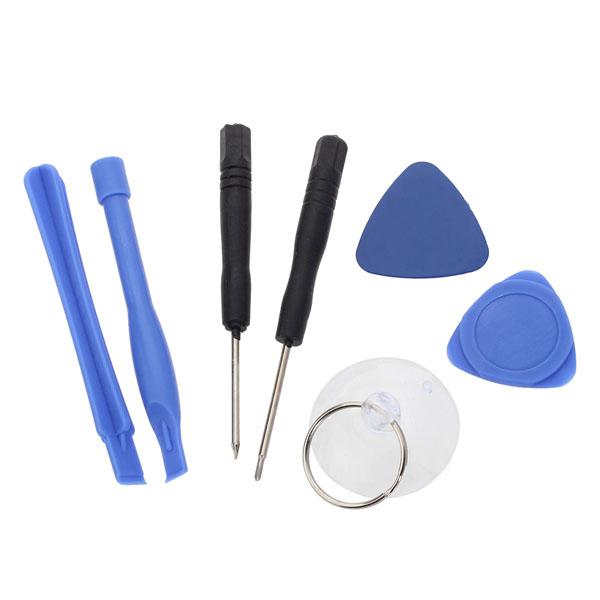 buy 7 in 1 opening tool set screwdriver repair tools for mobile phone. Black Bedroom Furniture Sets. Home Design Ideas