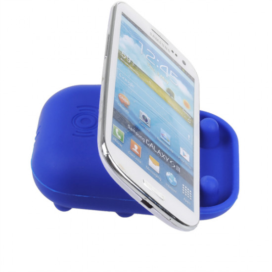 Cute Cartoon Hippo Holder Microphone For Mobile Phone 2021