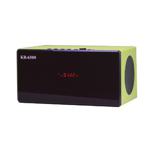 Köp KR-6500 Portable Mediaspelare Högtalare till Mobiltelefon | BazaarGadgets.com