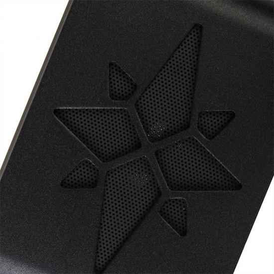 KR-8100 Light Sensitive Touch Button NFC Bluetooth Speaker 2021
