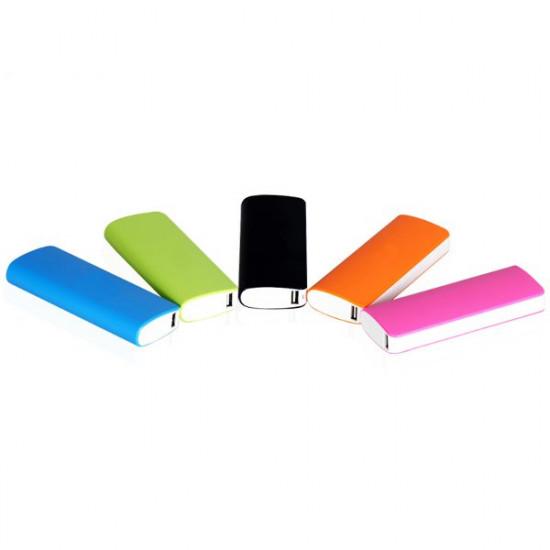 10000mAh Eksternt Batteri Portable PowerBank til Mobiltelefon 2021