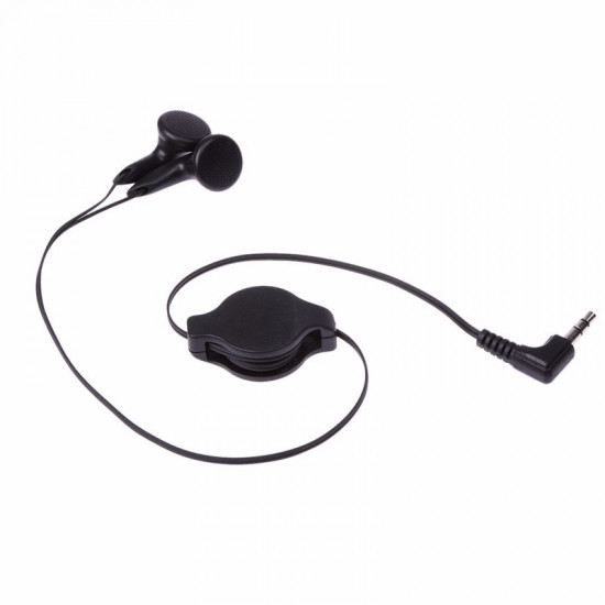3.5MM Earphone With Retractable Cable For Cellphone Random Delivery 2021