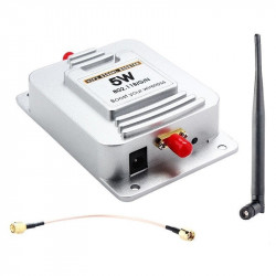 JA-KCOM I1-84871A1 2.4GHz 5W WiFi Signal Booster Broadband Amplifier