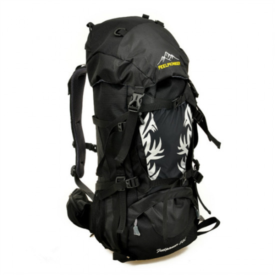 50L Camping Hiking Traveling Mountaineering Backpack 2021