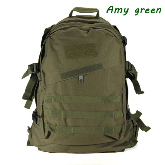 6 Color 3D Outdoor Military Tactical Backpack Camping Hiking Bag 2021
