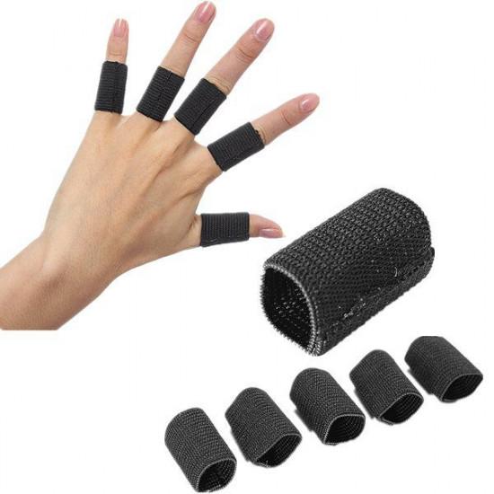 10 PCS Sport Basketball Finger Support Arthritis Protector 2021