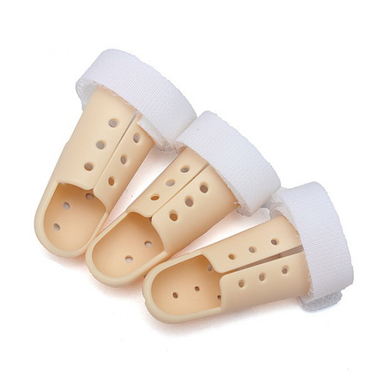 Mallet Finger Injury Pain Splint DIP Joint Support Brace Protection 2021