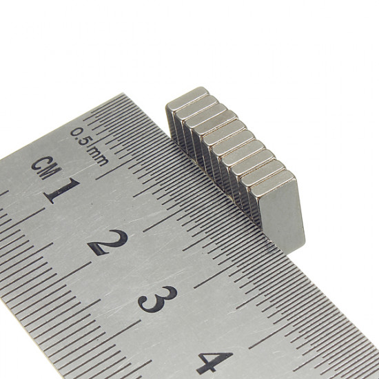 20pcs New N35 Super Strong Block Cuboid Magnets Rare Earth Neodymium 2021