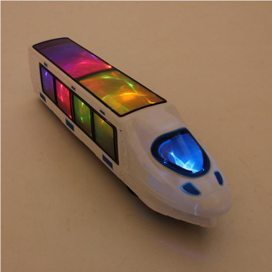 13inch Elektrisches Spielzeug 3D Bullet Train Toy LED Leuchten Motorengeräusche 2021
