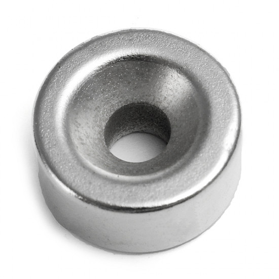 20 x 10mm Round Hole Super Strong Rare Earth Neodymium N35 Magnets 2021
