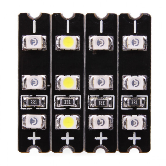 10*Diatone 3-4S LED Decoration Board Strip Set For 250 Class Frame 2021