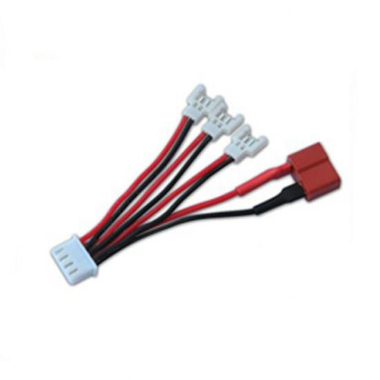 1 til 3 Kabel for Walkera Genius CP Mini CP Ladybird V12D02S B6 B6AC 2021