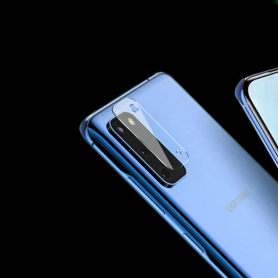2stk Kratzfest Clear Panzerglas Kamera Linsenschutz Samsung Galaxy S20+ / S20 Plus 2021