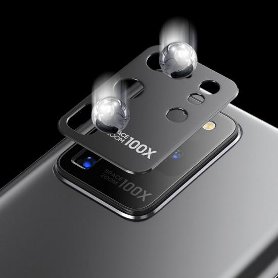 Aluminium Kamera Linsenschutz Samsung Galaxy S20 Ultra / S20 Ultra 5G 2021