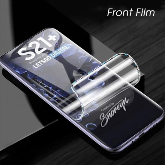 Samsung Galaxy S21 Ultra 5G / S21+ 5G / S21 5G Kratzfest Front / Displayschutz 2021