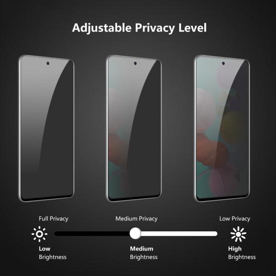 9H 6D Hot Blending Panzerglas Displayschutz Samsung Galaxy A51 2021