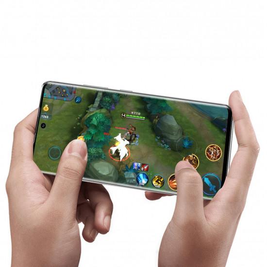 9H 3D Curved Full-Screen Panzerglas Displayschutz Samsung Galaxy S20+ / S20 Plus 2021