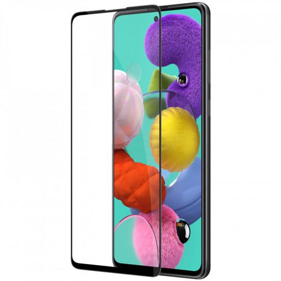 3D CP+Max 9H Anti-glare Panzerglas Displayschutz Samsung Galaxy A51 2021
