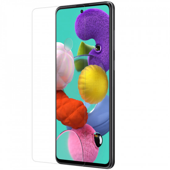 Amazing H Nano Härdat Glas Skärmskydd Samsung Galaxy A51 2021